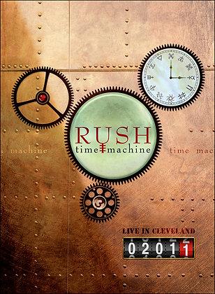 Rush - Time Machine 2001
