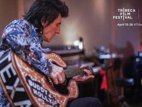 Ronnie Wood - Somebody Up There Likes Me To Have US Premiere at Tribeca