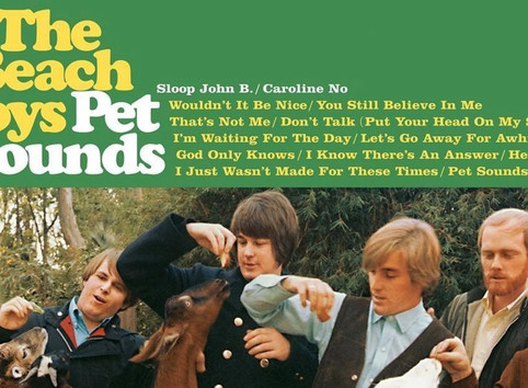 The Beach Boys - I Just Wasn't Made For These Times – Pet Sounds Classic Album