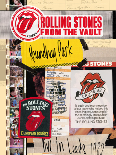 Rolling Stones - Live At Leeds - DVD - C