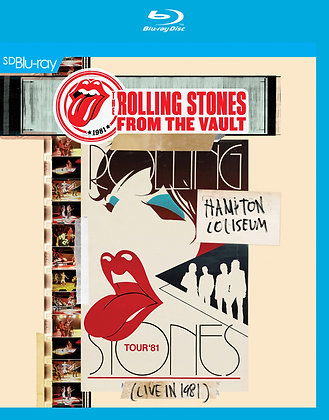 The Rolling Stones - Hampton Coliseum '81