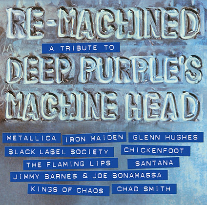 Various - Re-Machined: A Tribute To Deep Purple