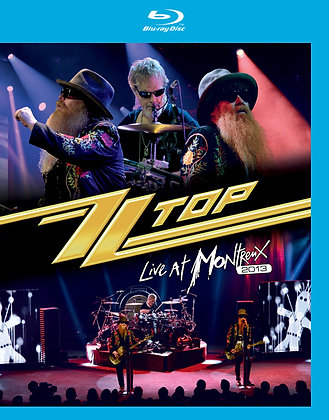 ZZ Top - Live In Montreux