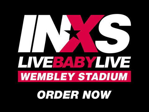 INXS - LIVE BABY LIVE - Pre-order on 4K UHD, Blu-Ray/DVD, exclusive bundles and digital - 26th June
