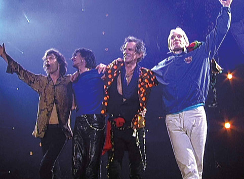 The Rolling Stones - Bridges To Buenos Aires Previously Unreleased Film Released November 8th
