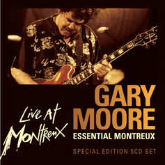 Gary Moore -Essential Montreux