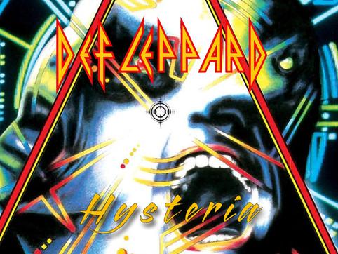 Def Leppard - Rocket - Hysteria Classic Album