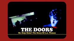 The Doors - Mr Mojo Risin'
