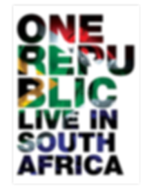 One Republic Live in South Africa