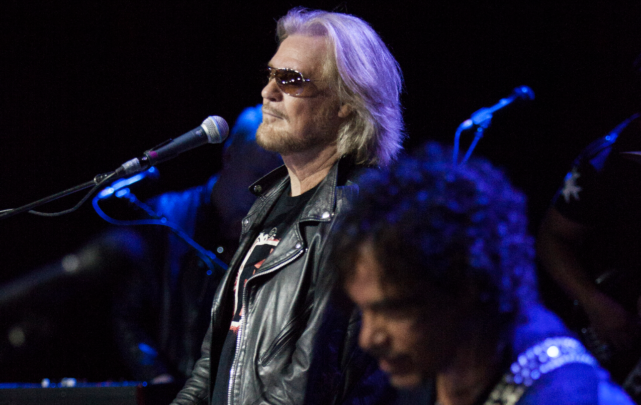 Hall & Oates Live in Dublin