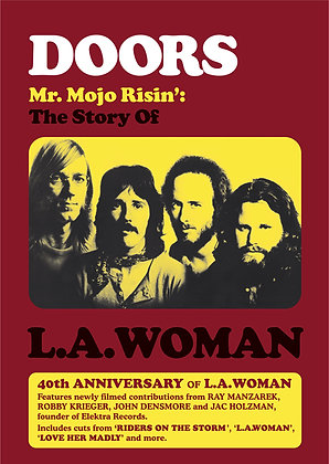 Doors - Mr Mojo Risin': The Story Of L.A. Woman