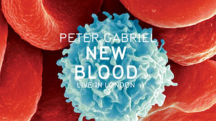 Peter Gabriel - New Blood - 169 - Cover.