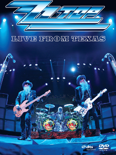 ZZ Top - Live From Texas - DVD - Cover.j