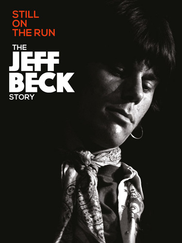 Jeff Beck Still On The Run DVD cover (lr