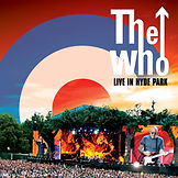 The Who - Live In Hyde Park - CD - Cover