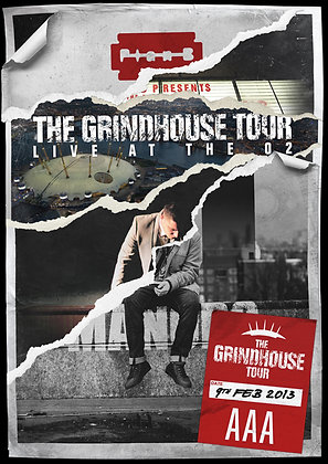 Plan B - THe Grindhouse Tour: Live At The O2