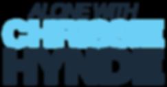 Alon with Chrssie Hynde Logo