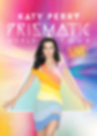 Katy Perry - Prismatic Tour - DVD - Cove