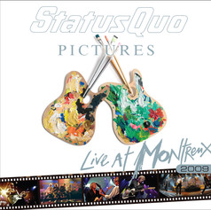 Status Quo -  Pictures Live At Montreux 2009