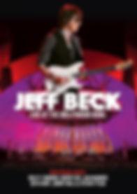 Jeff Beck Hollywood Bowl DVD cover (lr).