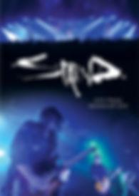 Staind Mohegan -  Sun - DVD - Cover.jpg