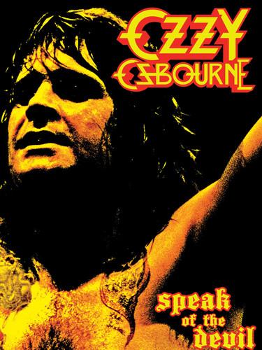 LR Ozzy Osbourne - Speak - DVD - Cover.j