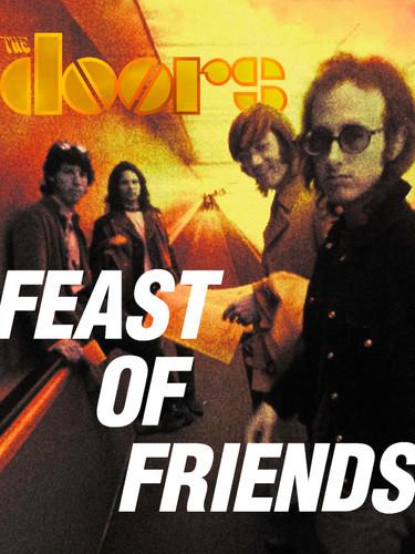 LR Doors - Feast Of Friends - DVD - Cove