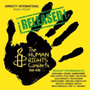 Various - Released!: The Human Rights Concerts