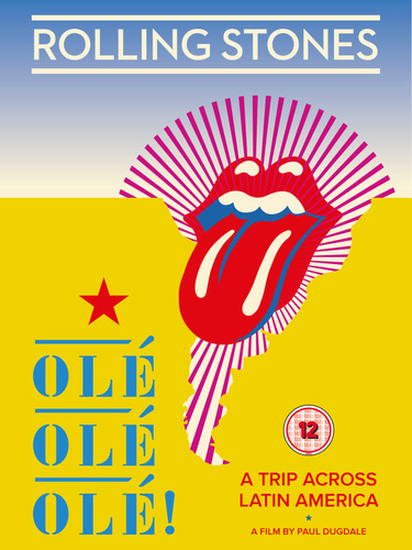 Rolling Stones - Ole - DVD - Cover (hr).