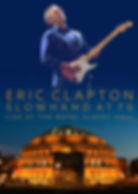 Eric Clapton - Slowhand At 70 - DVD - Co