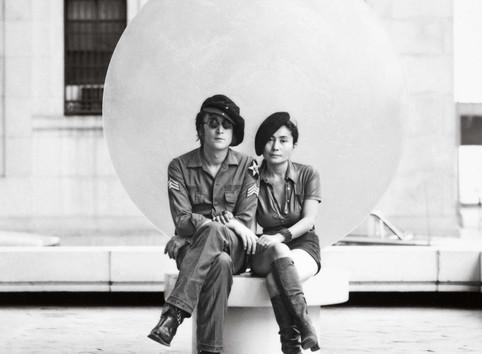 John Lennon & Yoko Ono: Above Us Only Sky Released On DVD, Blu Ray & Digital on 13th September.