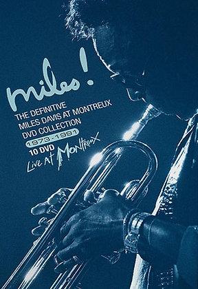 Miles Davis - The Definitive Montreux DVD Collecti