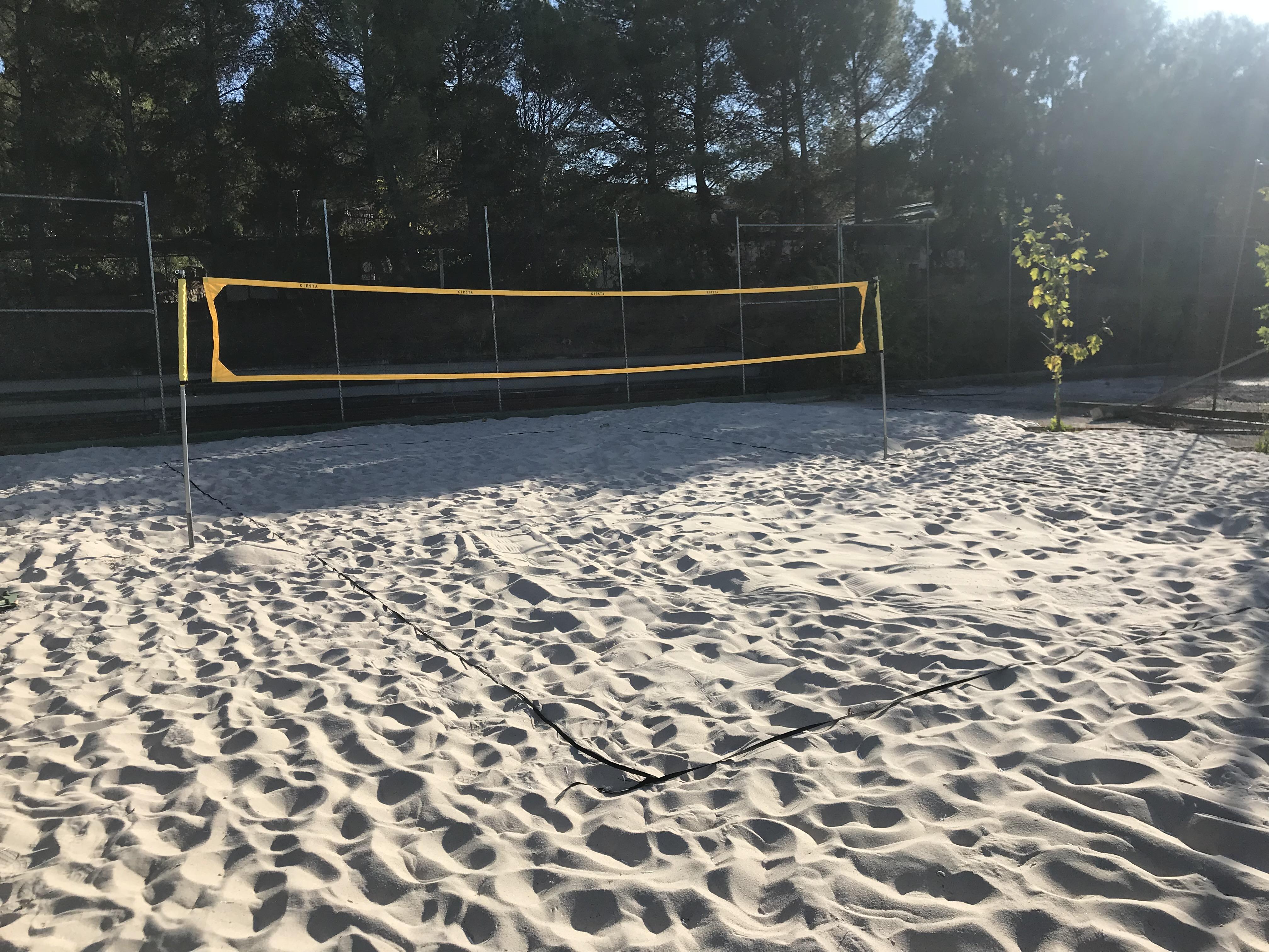 Pista Volley Playa