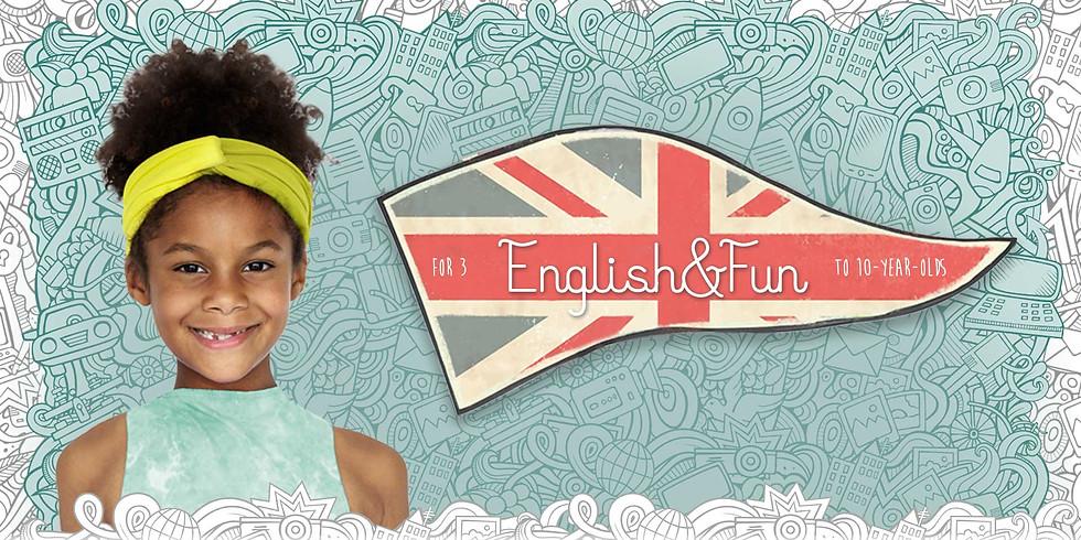 Xplorers English&Fun  by Kids&Us Semana 2