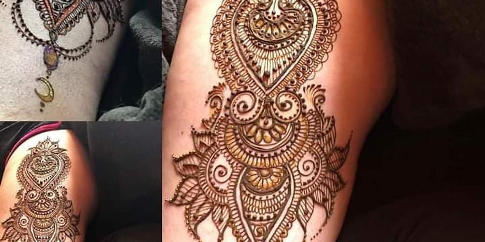 The Art of Henna Design