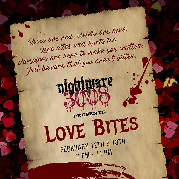 Love Bites Valentine's Haunt