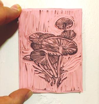 Mushroom block matrix