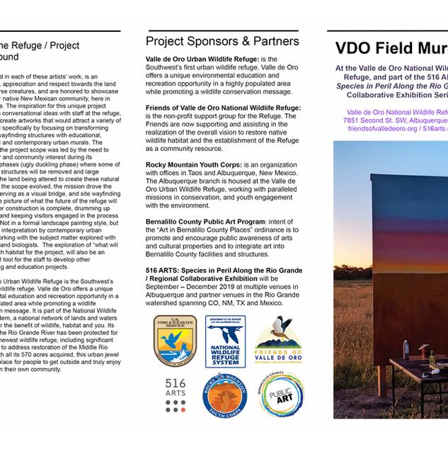 VDO Brochure side A