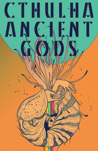 "Cthulha ""Ancient Gods"" album cover"