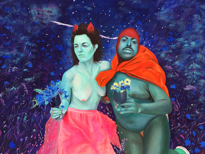 Music Mania with Glitter Vomit and Vasilus
