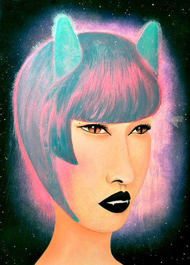 Huntress of the Cosmos 1