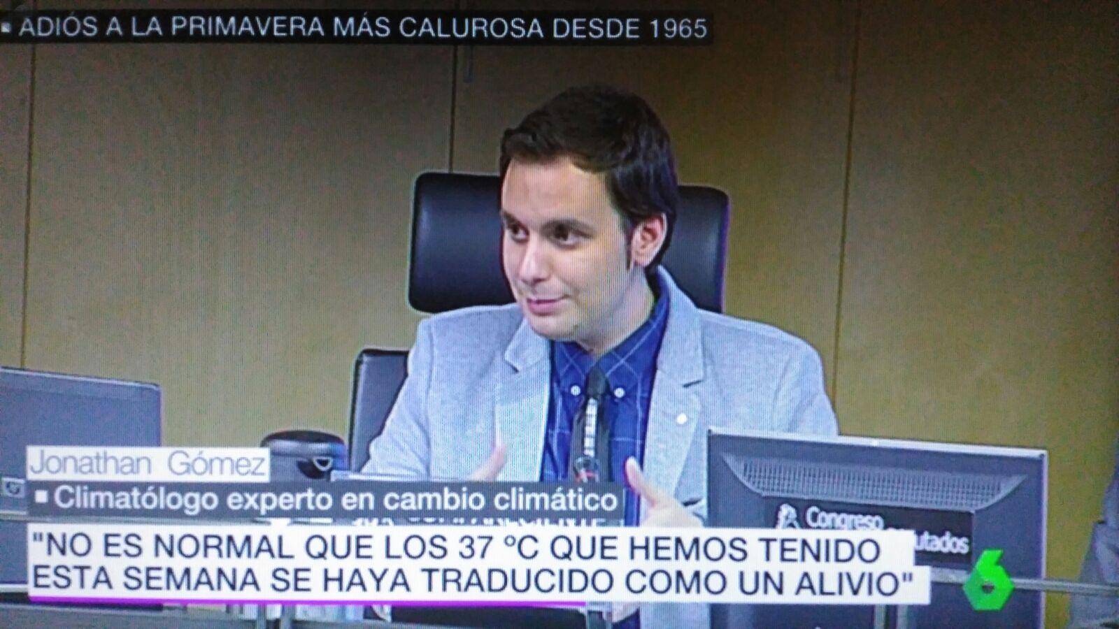 JONATHAN GOMEZ CANTERO CLIMATOLOGO