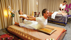 Oriental massages