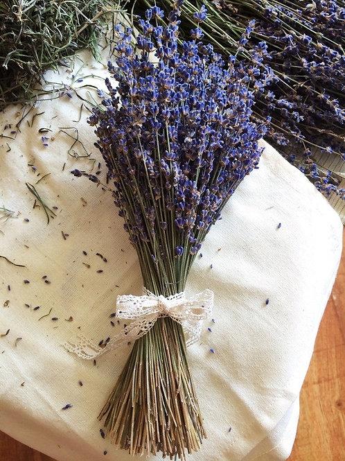 Букет из лаванды (сухоцвет)