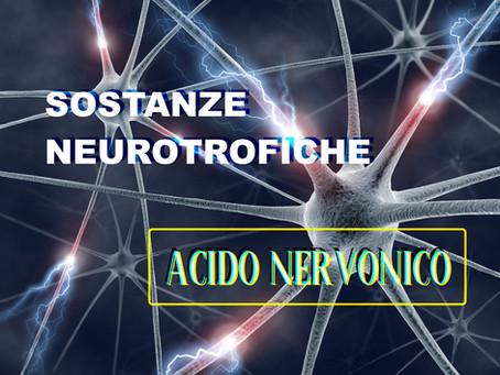 Sostanze neurotrofiche - Acido nervonico