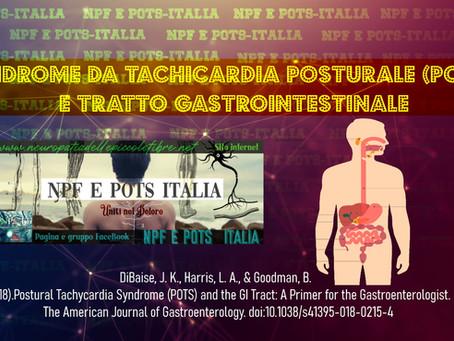 Sindrome da tachicardia posturale (POTS) e tratto gastrointestinale: un primer per il gastroenterolo