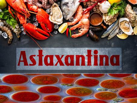 Astaxantina - sostanze neurotrofiche