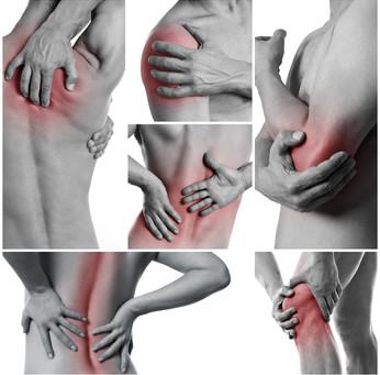 Sindrome fibromialgica e piccole fibre-polineuropatia sensoriale precoce o lieve.