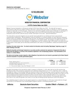 Webster Financial