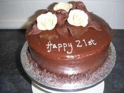 Chocolate 21st